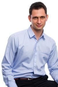 Emiliyan Tanev, SAP FI/CO Consultant