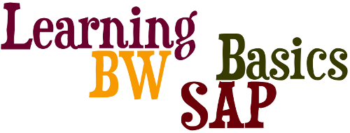 Learning SAP BW 7.4 Basics