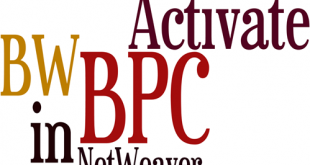 Activate BPC in NetWeaver BW