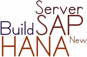 New SAP HANA Training Server Build