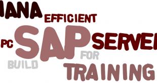 Energy Efficient SAP HANA Server Build for Home