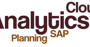 SAP Analytics Cloud Planning