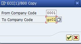 Company Code Copy
