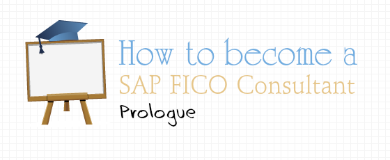 How to become a SAP FICO Consultant - Prologue