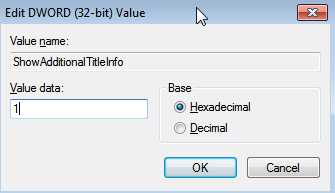 Value Data Regedit SAP SID
